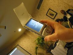 Zaurus Booting Newton OS (splorp) Tags: sf sanfrancisco california usa computer interior einstein linux handheld newton zaurus wwnc