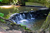 Littlefall (Zulpha) Tags: motion green nature water river flow outdoors waterfall stream canoneosd30