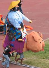 sinulog 2006 - baboy (adlaw) Tags: cute festival pig colorful philippines cebu cebucity sinulog higante stonino baboy sinulog2006 cebusugbo