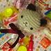 Cookies N' Creme Amigurumi Lollipop