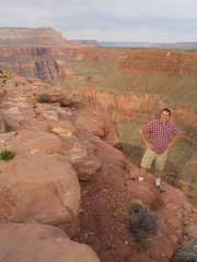Ken, Toroweap Overlook, Grand Canyon National Park, Arizona (Ken Lund) Tags: arizona southwest west grandcanyon coloradoriver grandcanyonnationalpark toroweap arizonastrip tuweap