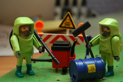 Playmobile Radiation Fun