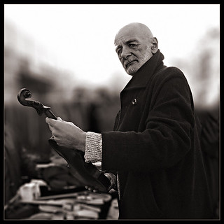 The Purveyor Of Violins