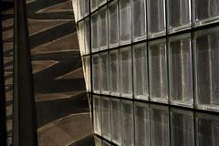 West Ham (Baywhale) Tags: station photodomino zigzag glassbricks westham photodomino189