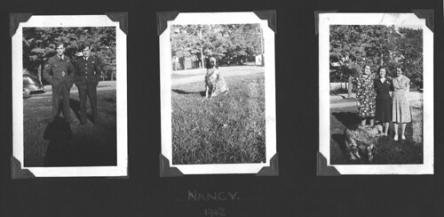 Alalia Stevens' album pg 1