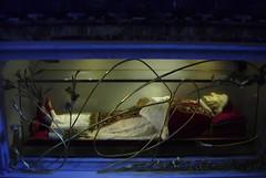 Dead Pope (Jungle Kat) Tags: city travel italy pope vatican rome church dead europe catholic mummy
