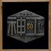 神工50周年記念メダル