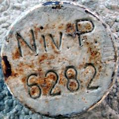 Niv. P. 6282 (Quasimondo) Tags: circle number type squaredcircle 6282