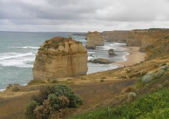 Most. of... the twelve apostles (pierre pouliquin) Tags: ocean rock pillar australia victoria erosion limestone column 12 greatoceanroad apostle thetwelveapostles