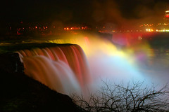 Niagara Falls at Night (olvwu | ) Tags: longexposure winter usa mist ny newyork ice glass night niagarafalls nightshot freezing stunning newyorkstate 500views icy top20 silky 1000views jungpangwu oliverwu oliverjpwu olvwucom flickrexplore 10favs colorlight 20favs 30favs 1500views explored 50favs flickrexploretop50 flickrexploretop100 100favs 40favs 60favs colorprojection shotwithtripod 70favs flickrsbest specland 80favs 90favs spectnight 200favs olvwu 300favs 400favs jungpang