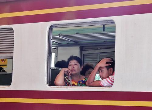 Thoughtful Passengers