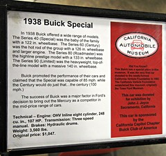 1938 Buick Special 4 Door '1A 74 62' Info (Jack Snell - Thanks for over 21 Million Views) Tags: california ca door wallpaper classic wall museum vintage paper buick antique 4 1938 automotive historic special oldtimer sacramento veteran 74 1a 62 towe jacksnell707 jacksnell
