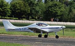 """G-SJPI Aerospool Dynamic WT9 UK Sturgate  EGCV Fly In 07-06-15 (PlanecrazyUK) Tags: """"fly in"""" sturgate 070615 egcv gsjpi aerospooldynamicwt9uk"""