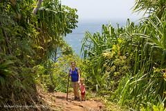 Kauai2015-050.jpg (Michael_Cline) Tags: sophie kauai kalalau napali hanakapiai hanakapiaifalls