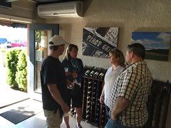 2015 Wine Country Tour