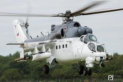 Czech Air Force Mi-35 Hind 3370 (philrdjones) Tags: aircraft july airshow helicopter czechrepublic 311 liberator hind mil gunship ffd squadron fairford riat royalinternationalairtattoo 2015 sqn speciallivery czechairforce mi35 egva rafcoastalcommand ev953