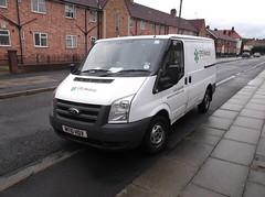 ERS Medical Ford Transit (MT10HDV) (Neil 02) Tags: liverpool ambulance ems fordtransit merseyside emergencyservices supportvehicle ersmedical mt10hdv