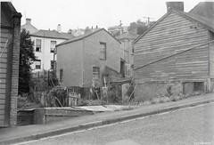 Houses identified as substandard in 1957 (Dunedin City Council Archives) Tags: historic dunedin slum communityhousing