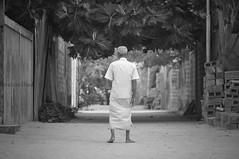 A Walk Alone (photographyiru) Tags: old people bw white black beautiful photography top and maldives guraidhoo kaafu kguraidhoo