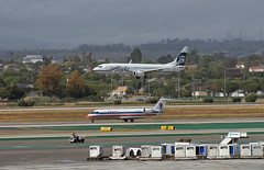 American Eagle (SkyWest Airlines)   Bombardier CRJ-200ER (CL-600-2B19)   N869AS (Vitaliy Lobanov) Tags: airplane airport aircraft aviation aeroplane aviao aereo spotting avion avia planespotting aeroplano