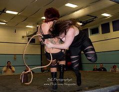 Davienne, Lexia Avery-2 (bkrieger02) Tags: 1st anniversary wrestling pro squaredcircle valkyrie divas knockouts womenswrestling professionalwrestling divarevolution womensprofessionalwrestling valkyriewomenswrestling