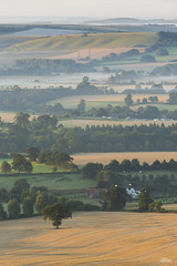 Patchwork (JRTurnerPhotography) Tags: uk greatbritain autumn trees houses summer england mist southwest nature sunrise canon print landscape photography dawn countryside photo photographer natural image unitedkingdom farm wildlife farming picture august farmland compression photograph fields crops wiltshire marlborough pewsey westcountry britishcountryside aonb oare pewseyvale valeofpewsey landscapephotography martinsellhill northwiltshire northwessexdowns canon70200mmf4lis visitbritain jaketurner canon5dmarkiii jrturnerphotography countrysideisgreat