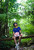 Taichi (without PS) (bdrc) Tags: asdgraphy yagami taichi digimon adventure anime game cosplay girl portrait kaori lala cross bukit gasing forest jungle digitalize manipulation sony a6000 sigma 30mm prime outdoor