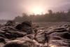Gesteinswelten am Rhein 2, Nebel im Gegenlicht (afw | ph[o]to) Tags: albbruck hdr deutschland verschiedenes herbst river südbaden water germany rhein landschaft schwarzwald autumn blackforest flus badenwürttemberg deu