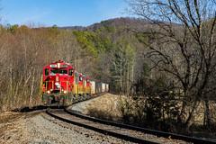 Whitestone Run (Kyle Yunker) Tags: georgia northeastern gnrr gp20 emd train