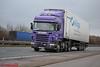 Scania R440 'Alloga' reg FL62 EHB (erfmike51) Tags: scaniar440 truck artic fridgetrailer lorry alloga