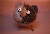 Meet Felix! (alutik) Tags: felttoy needlefelting kitten cat felix handmade wool cute animal little macro closeup canon 70d