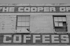 Coffees (dangr.dave) Tags: waco tx texas downtown historic architecture mclennancounty coffee mural drpeppermuseum