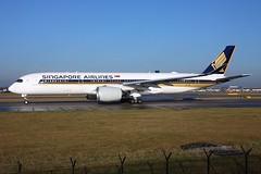 9V-SMI_MAN_250117_KN_281 (JakTrax@MAN) Tags: 9vsmi singapore airlines airbus a350 a350900 359 egcc man manchester 23l