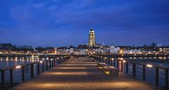 Deventer... (Jan Wedema) Tags: deventer ijssel le landscape cityview landscapephotographer jeeeweee janwedema pentax ricoh k3