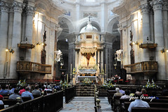 CADIZ CATEDRAL NUEVA RELIGIOSA 18 (Jasena) Tags: jasena josearroyo catedral nueva religiosa cadiz altar
