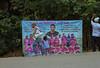 Cierre de carretera (alvarGlz) Tags: mexico guerrero ayotzinapa faltan43 canon canonphotos 50mm street streetphotography photo photography love flickr road sky blue green people