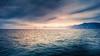 sea fishing (dareshorunke) Tags: seward sea fishing seagulls mountain ocean nature earth sunset horizon beauty
