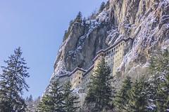 Sümela Manastırı / Trabzon / Turkey (gitbigor com) Tags: travel wanderlust seyahat gezi trip backpack