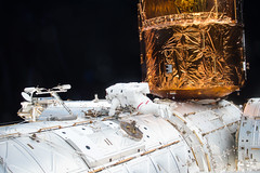 iss050e031000 (NASA Johnson) Tags: shane kimbrough nasa astronaut spacewalk eva emu spacesuit batteries