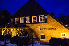 Watermolen (jaapkuipers) Tags: watermill ice water farm holland velp