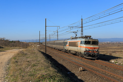 BB22239 - 4657 Bordeaux - Marseille