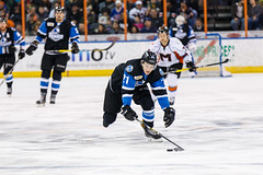 "Missouri Mavericks vs. Wichita Thunder, January 7, 2017, Silverstein Eye Centers Arena, Independence, Missouri.  Photo: John Howe / Howe Creative Photography • <a style=""font-size:0.8em;"" href=""http://www.flickr.com/photos/134016632@N02/32210089926/"" target=""_blank"">View on Flickr</a>"