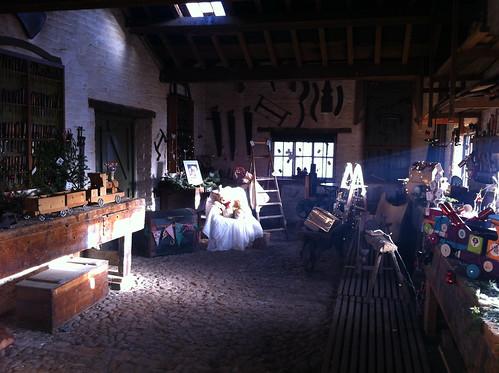 Erddig Carpenters Workshop