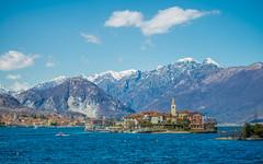 lake Maggiore (16) - Isola dei Pescatori (Vlado Ferenčić) Tags: islands lakes isoladeipescatori isola lakemaggiore lagomaggiore italy piedmond piedmont mountains sky nikond600 nikkor8020028