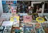 1977 : (Retro King) Tags: 1976 vinyl records albums 1977 lps elvis singles comicbooks comics books magazines cassettes 1973 retro 1970s