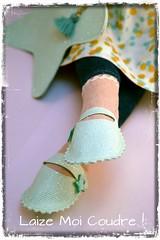 may-li06 (Laize Moi Coudre) Tags: mavada poupées couture sewing swarovski doudou