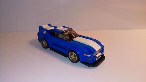 Ford Mustang 5.0 custom