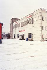 diversity (flyerkat_L.E.) Tags: white old building conversion leipzig city film analog nikon fm2 kodakultramax400 35mm