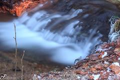Grüner See-4286.jpg (Darklight-Photo) Tags: grünersee wasserfall winter langzeitbelichtung eis rödinghausen deutschland