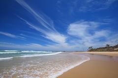 Lake Cathie Beach 2 (Paul Hollins (offline - on holidays)) Tags: aus australia jollynose lakecathie newsouthwales seascape nikond750 portmacquarie